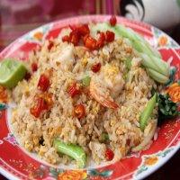 1160 - Khow Phad Gai-Moo- Khai