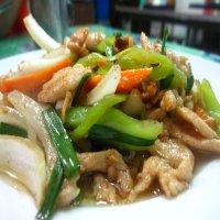 1184. Phad Prig Sod Tao Hoo