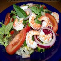 1404 - Yam Talay (Seafood Salad) - - NEW!