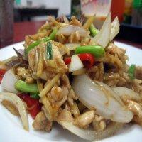 1076. Pla Phad Khing