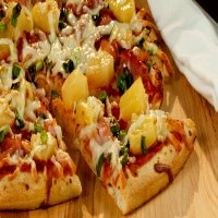 10. Hawaiian Taste Pizza