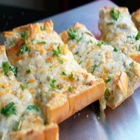 34. Special Garlic Bread
