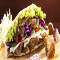38. Doner Meat In Bun