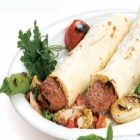 49. Shish Kebab Wrap