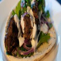 50. Kofte Kebab Wrap