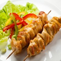 51. Chicken & Shish