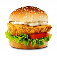 61. Chicken Burger