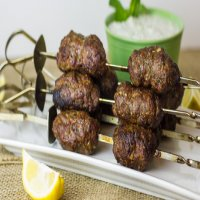 41. Kofte Kebab