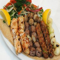 44. Mixed Kebab