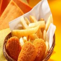 Kids Chicken Nuggets with Chips