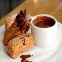 Churros & Chocolate Dip