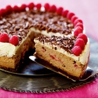 Baked American Cheesecake