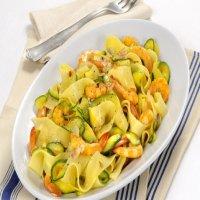 Gamberi Zucchine