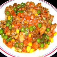 Mixed Vegetables Bhaji