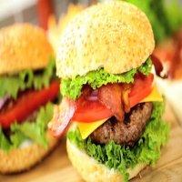 Burger Meal 2