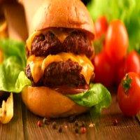 Burger Meal 1