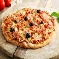 2. Ham Pizza