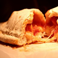 46. Cheese & Tomato Calzone