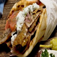 56. Portion of Doner Meat