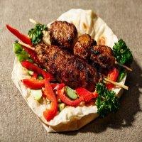 60. Shish Kofte Kebab