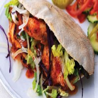 74. Chicken & Doner Kebab