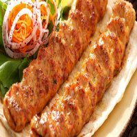 77. Chicken & Kofte Kebab