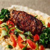 77. Shish & Kofte Kebab