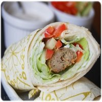 69. Shish Kebab Wrap