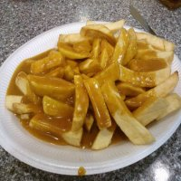 104. Chips & Curry Sauce