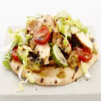 109. Salad in Pitta Bread