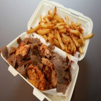 121. Kids Doner Meat & Chips