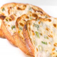 Garlic Bread with Cheese & Garlic