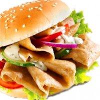 Doner Burger