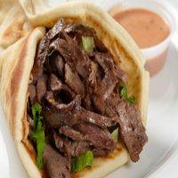 Doner Kebab Wrap