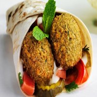 Shish Kebab Wrap