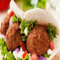 Kofte Kebab Wrap