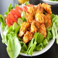 Chicken Nuggets & Side Salad