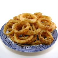 92. 10 Pieces Onion Rings