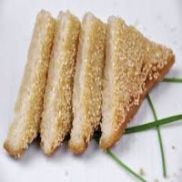 3. Seasame Prawn Toasts
