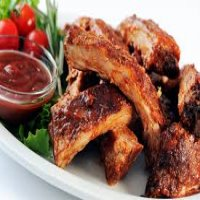 8. Honey Spare Ribs