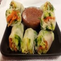14. Vegetarian Spring Roll ( 10 )