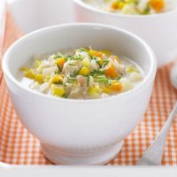 27. Crab Meat & Sweet Corn Soup ( T )