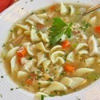 28. Chicken & Noodle Soup ( C )