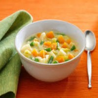 30. Mixed Vegetable Soup  ( C )