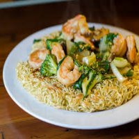 48. Shrimps Chow Mein