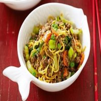 49. Beef Chow Mein