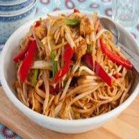 50. Chicken Chow Mein