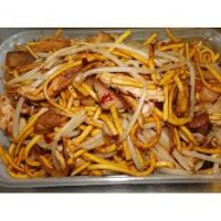 52. Roast Pork Chow Mein