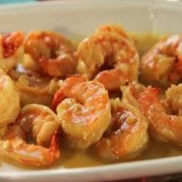 60. Shrimps Curry