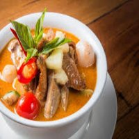 61. Roasted Duck Curry